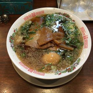醤油ラーメン(尾道文化ラーメン )