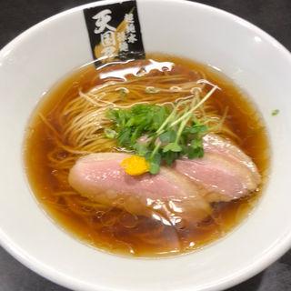 信州フランス鴨醤油麺(限定)(天国屋 )