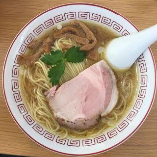 醤油ラーメン(麺や二代目 夜来香 (イエライシャン))