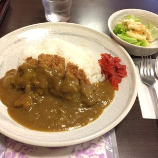 カツカレー(お食事と甘味 たけやま )