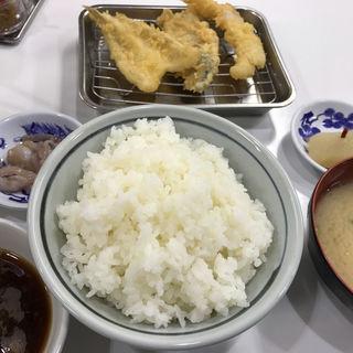 お好み定食(天ぷらのひらお 本店 )