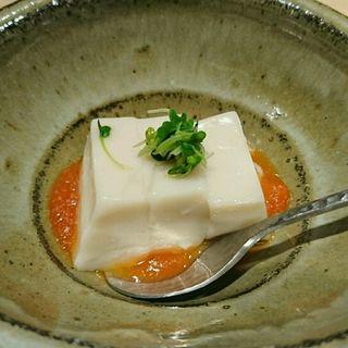 白子豆腐(髙橋 謙太郎 )