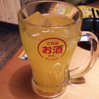 恋甘みかんソーダ割り(鳥貴族 武蔵新田店 )