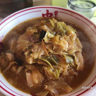 味噌タンメン(蒙古タンメン中本 亀戸店 (もうこたんめんなかもと))
