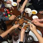 ザンギ食べ放題付き宴会コース(中国料理 布袋 (ホテイ))