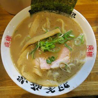 らぁ麺(麺屋 庄太 六浦店)