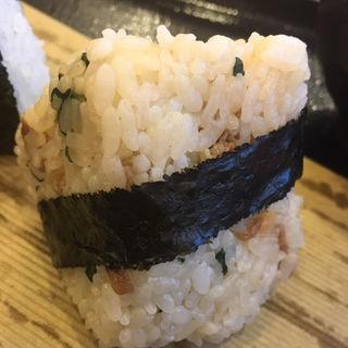 すき焼きむすび(おむすび権米衛 新宿イーストサイドスクエア店 )