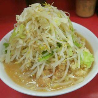 ラーメン(豚2)(ラーメン二郎 ひばりヶ丘駅前店 (らーめんじろう))