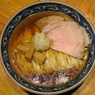 中華そば(麺屋 坂本01)