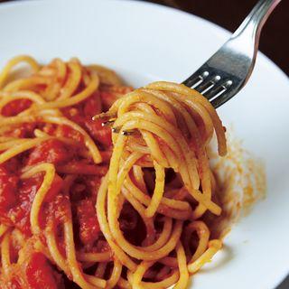 スパゲットーニ ポモドーラ