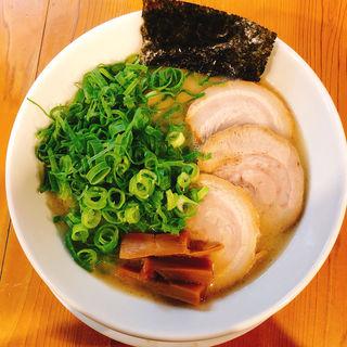 ネギチャーシュー麺(ろく月 )