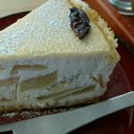アップルベイクドチーズケーキ