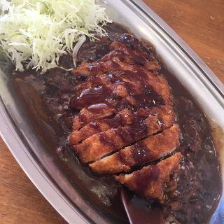 豚カツカレー(中)(金沢カレー 津島神守店 )