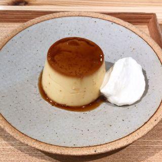 プリン(カフェ&ミール ムジ あべのand店 (Cafe&Meal MUJI))