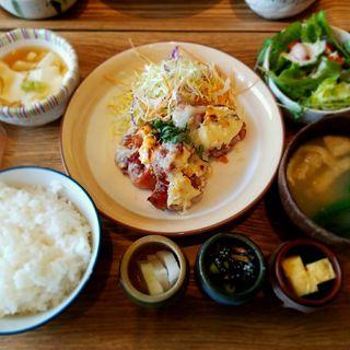 週替わりkawara和定食(kawara CAFE & DINING FORWARD 福岡店 )