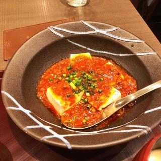 六道こだわり麻婆豆腐定食(六道 (ROKUMICHI))