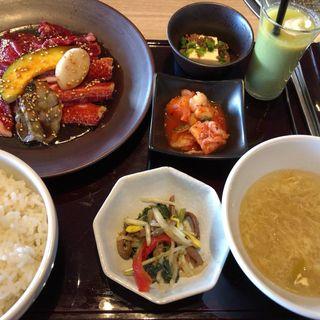 焼肉定食(焼肉トラジ 錦糸町テルミナ店 )