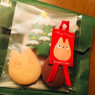 クリスマス限定クッキー