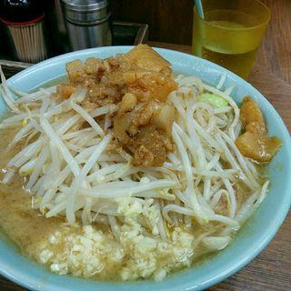 ラーメン(ラーメン二郎 池袋東口店 (らーめんじろう))