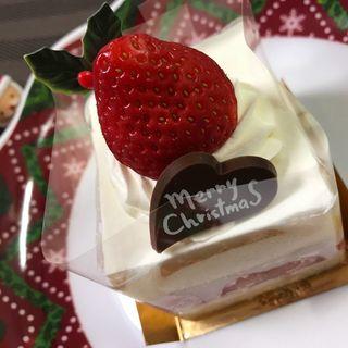苺のショートケーキ(新宿高野 近鉄あべのハルカス店)