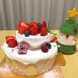 クリスマスケーキ2017年Ver.(メゾン ド フルージュ (maison de frouge))