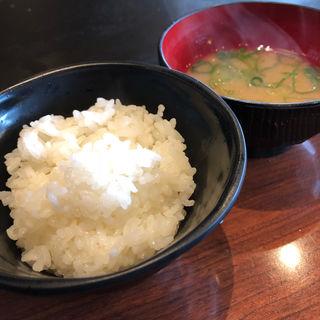 ご飯・味噌汁バイキング(銀の卵 二色浜店 )
