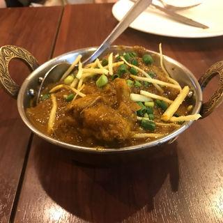 チキン・チェティナドゥ(アーンドラ・キッチン (Andhra Kitchen))