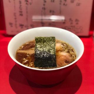 中華そば(カドヤ食堂 本店 (かどやしょくどう))