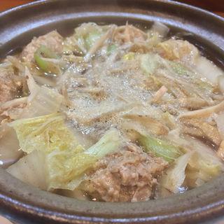 ちゃんこ鍋(塩梅)