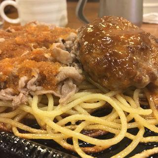 ビーフバター焼き200g ライスorパン(グルメ風月 天神コア店 )