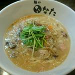 シチューらーめん(麺や ひなた)