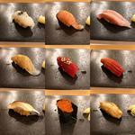 寿司(夷川 鮨 すずか)