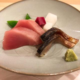 刺身(夷川 鮨 すずか)