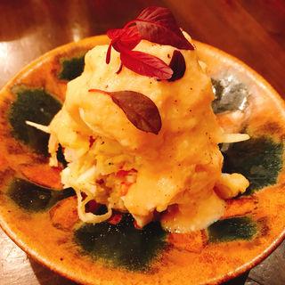 酒盗のポテトサラダ(ジョウゾウカ オリゼー (釀造科 oryzae))