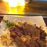 サーロンインステーキセット 200g(うさみ亭)