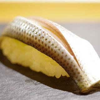 小鰭(丸萬寿司 )