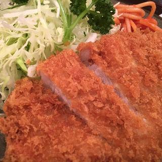 カツライス(銀座 梅林 本店)