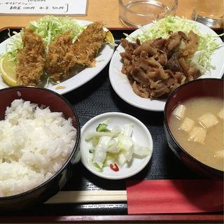 ランチセット(つりきち )
