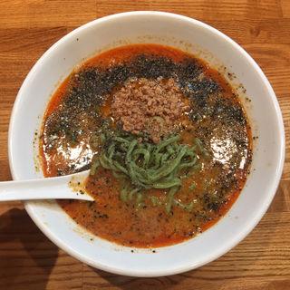 塩担々麺(らーめん 空王士 )