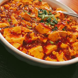 激辛激辛麻婆豆腐定食(龍祥軒 )