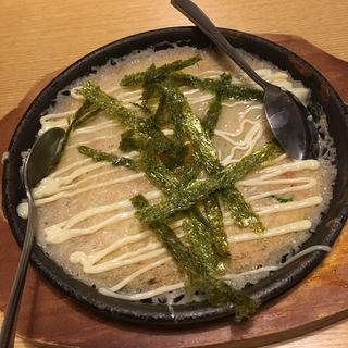 山芋ふわとろチーズ焼き(鳥二郎 明石駅前店)