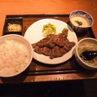 牛たんランチ 1.5倍盛り(青葉苑 )