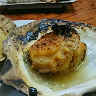 ほたて貝焼き(ろくさん食堂 (ろくさんしょくどう))