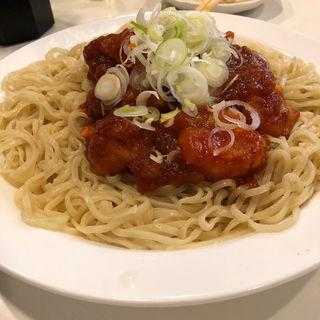 エビチリ麺(哲史)