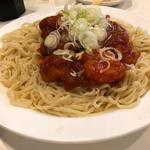 エビチリ麺
