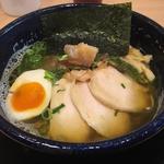 極み煮干し醤油(麺屋 和人 河内小阪店)