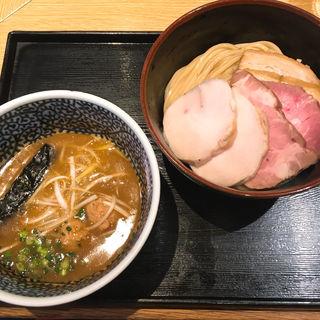 チャーシュー濃厚魚介つけ麺(麺屋 一燈 (いっとう))
