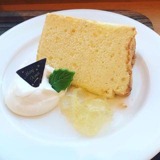 檸檬シフォン(Cafe 1869 by MARUZEN)