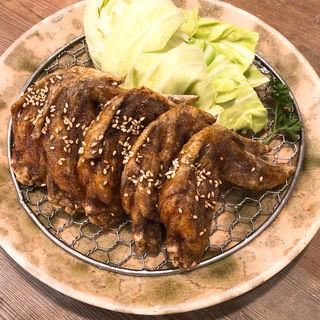 手羽先唐揚(大辛)(鳥良商店 神田西口店 )