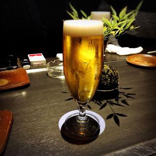 生ビール(お好み焼き まっか 中目黒店 )